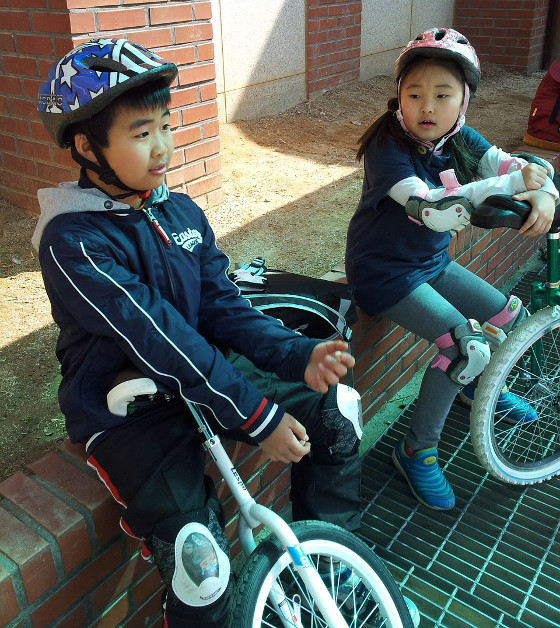 Egykerekű bringa